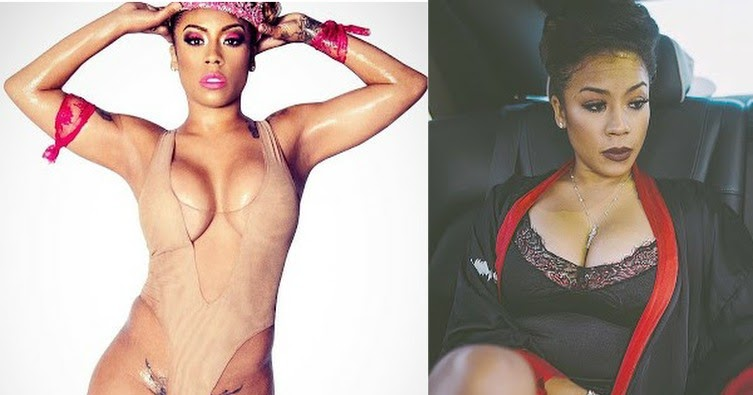 Keyshia cole nipples