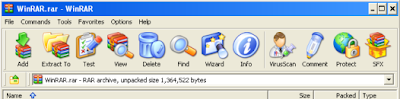 WinRAR Jr. theme version 1.01