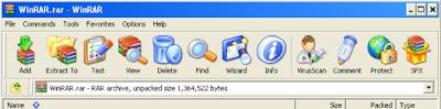 WinRAR Jr. theme version 1.01