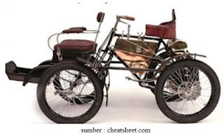 Sejarah penemuan mobil oleh Carl ( Friendrich ) Benz 1