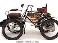 Sejarah penemuan mobil oleh Carl ( Friendrich ) Benz