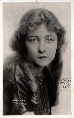 Первая жена Чарли Чаплина, Милдред Харрис