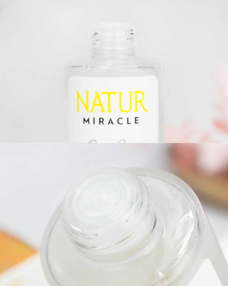 Natur baru aja launching produk baru mereka yaitu  Review Natur Miracle Renew Skin Hydrating Toner : Bikin Halus dan Kenyal!