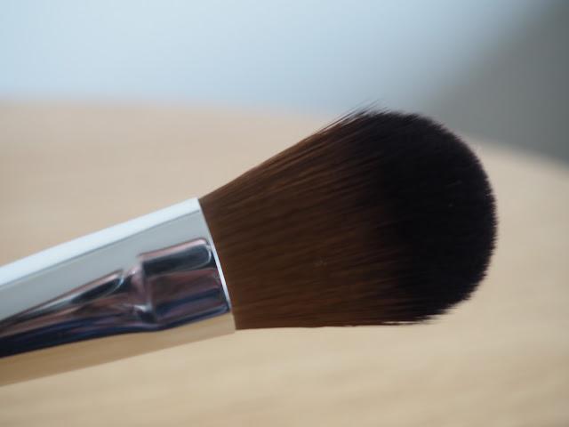 Body Shop cosmetics - blusher brush