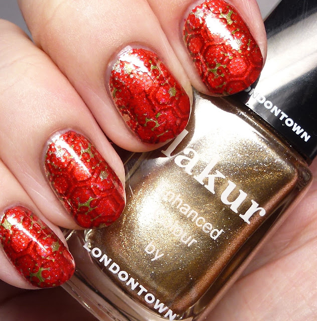 Lakur Enhanced Colour by Londontown stamping