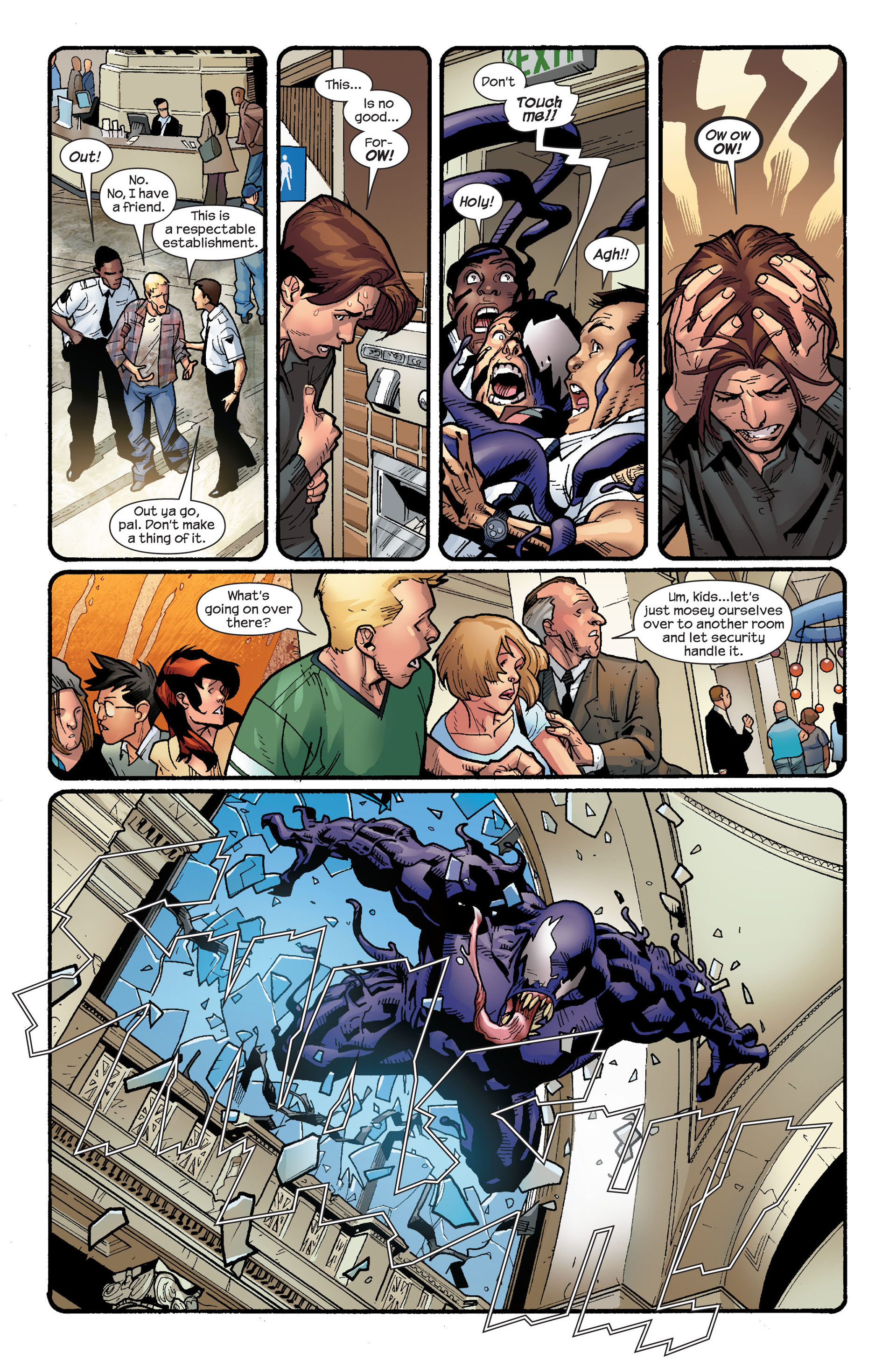 Read online Ultimate Spider-Man (2000) comic -  Issue #123 - 19