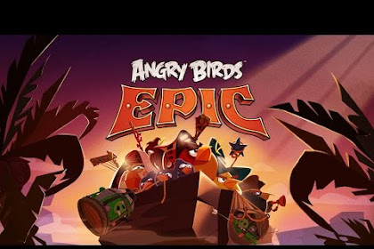 Angry Birds Epic Android MOD APK 1.3.7 terbaru 2016