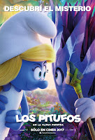 Smurfs: The Lost Village International Poster 1