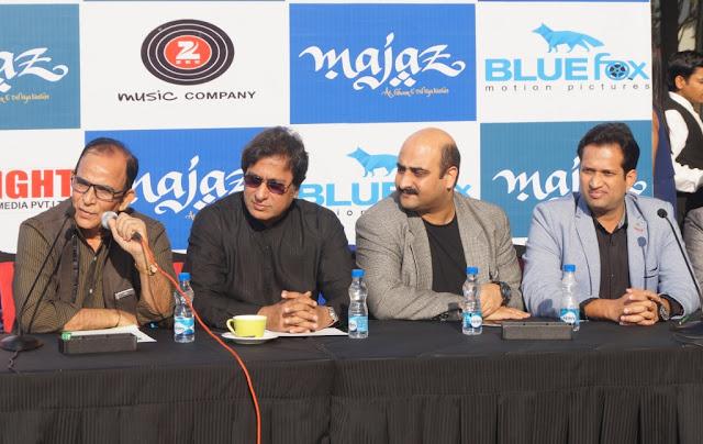 Majaz, Talat Aziz, Delhi