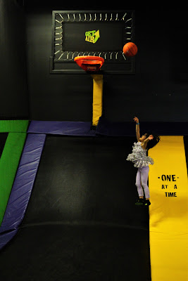 Get Air Lethbridge Trampoline Park