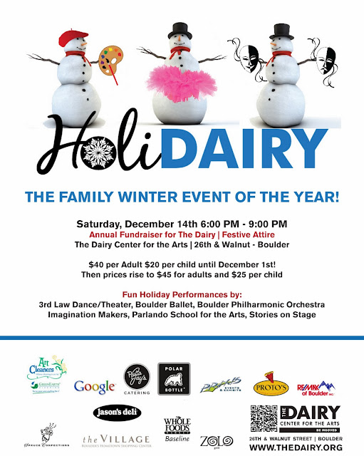 Holidairy at The Dairy!