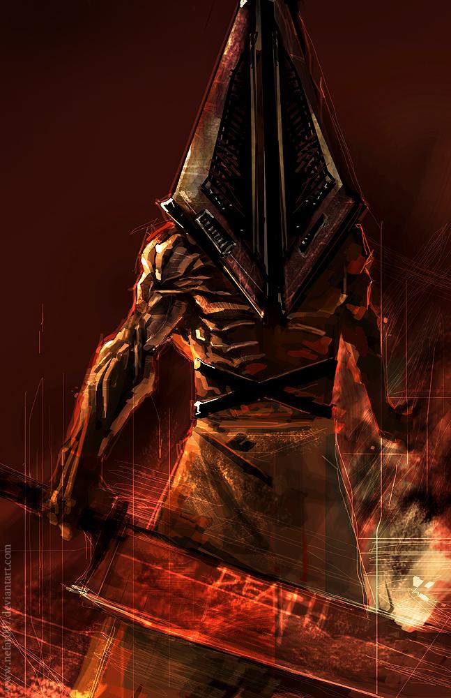 silent hill movie pyramid head kill