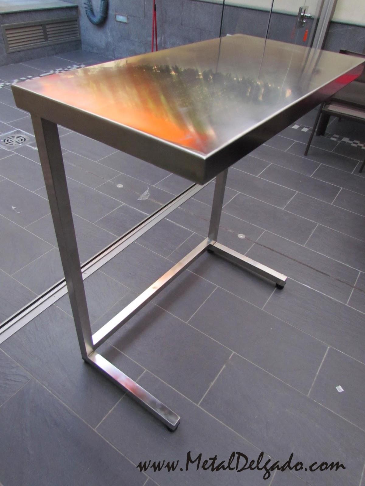 Mobiliario hosteleria dise o - Mesas para hosteleria ...