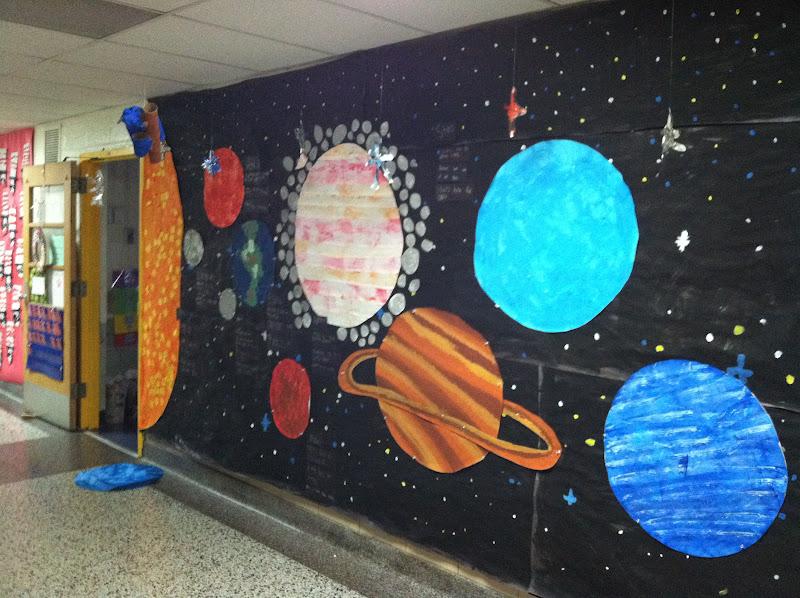Miss Gibbons' Kindergarten 2011-2012: Space Museum