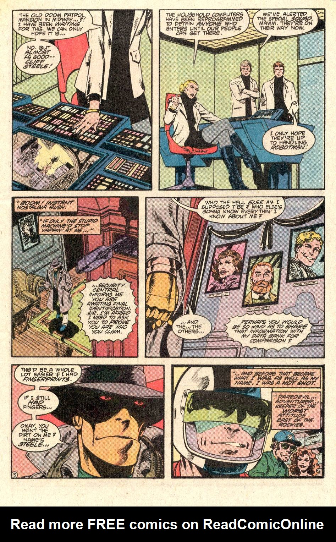 Read online Secret Origins (1986) comic -  Issue # _Annual 1 - 4