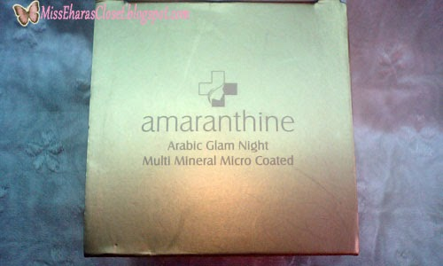 Amaranthine Arabic Glam Night Loose Powder