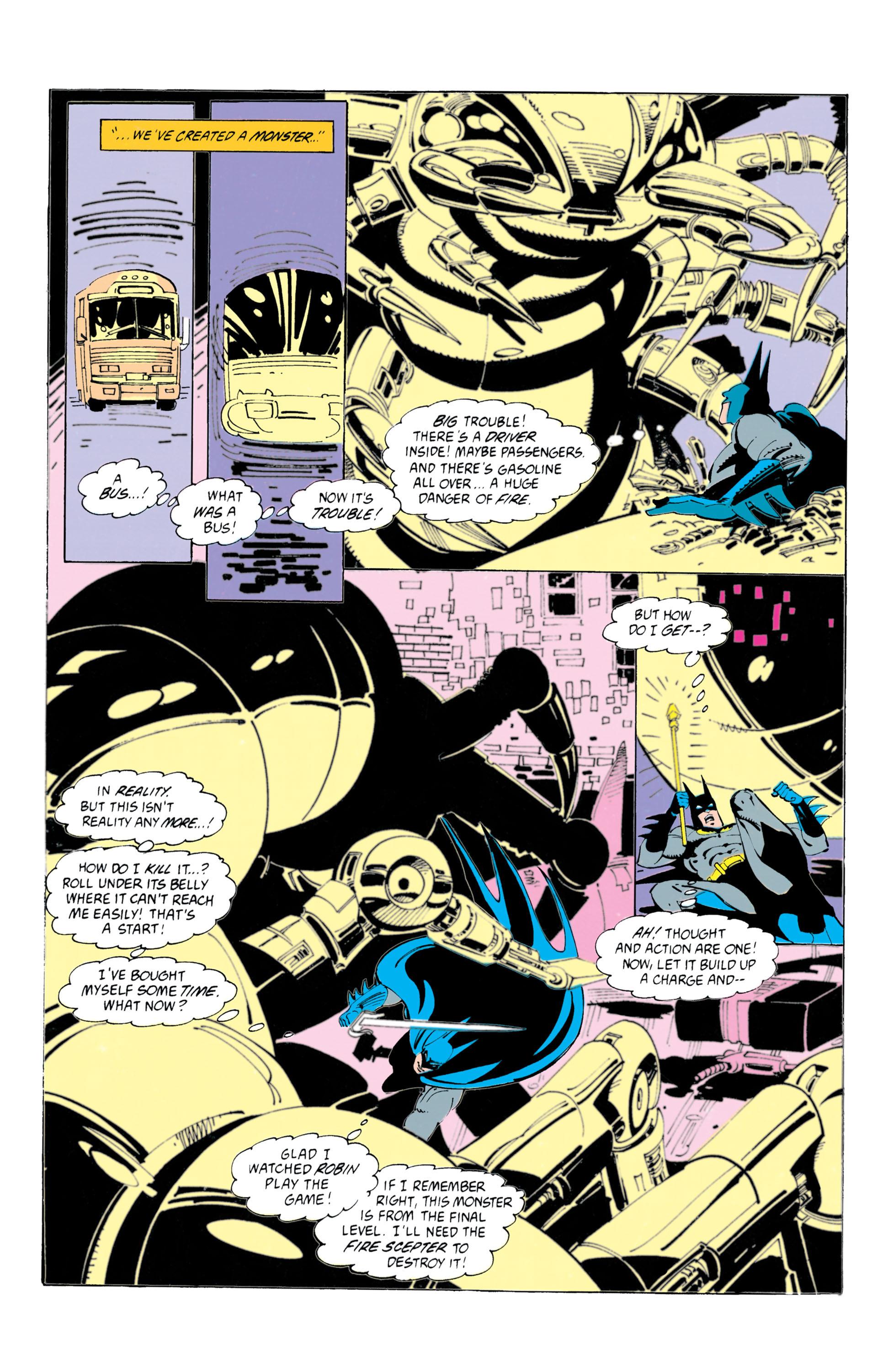 Detective Comics (1937) 635 Page 19
