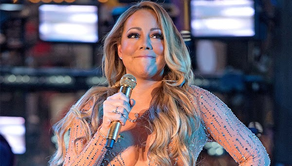 "Streaming de ""We Belong Together"" sobe mais de 250% com polêmicas do live de Ano Novo de Mariah Carey!"