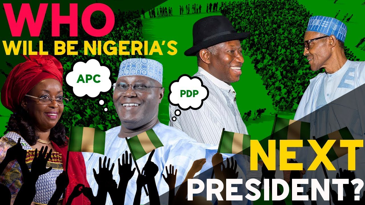 Profiles Of 'Young' Nigerians Who Want To be President In 2019