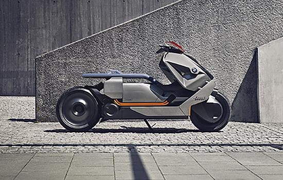 KeSimpulan BMW Motorrad Concept Link Satukan Manusia, Digital dan Teknologi