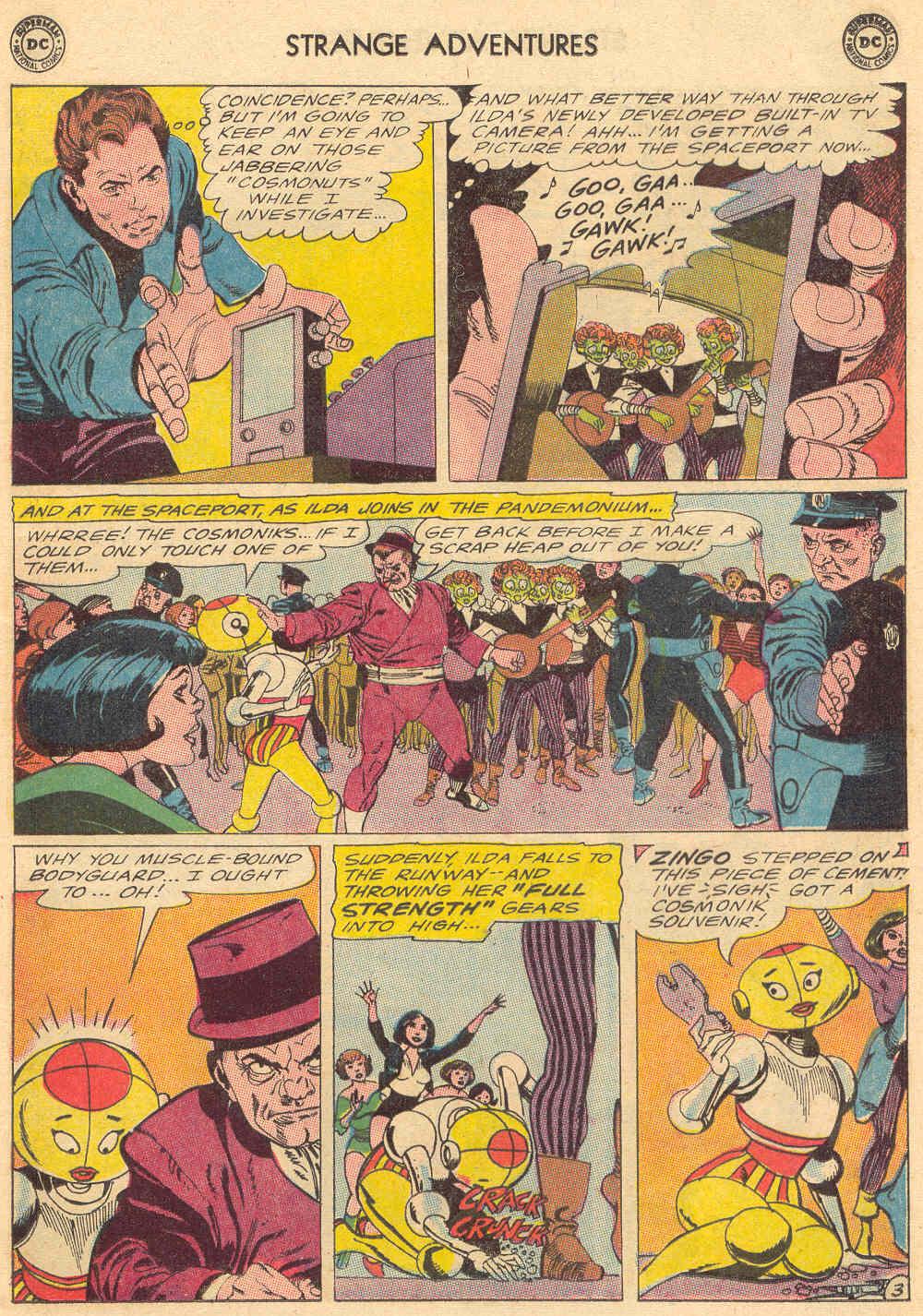 Strange Adventures (1950) issue 176 - Page 5