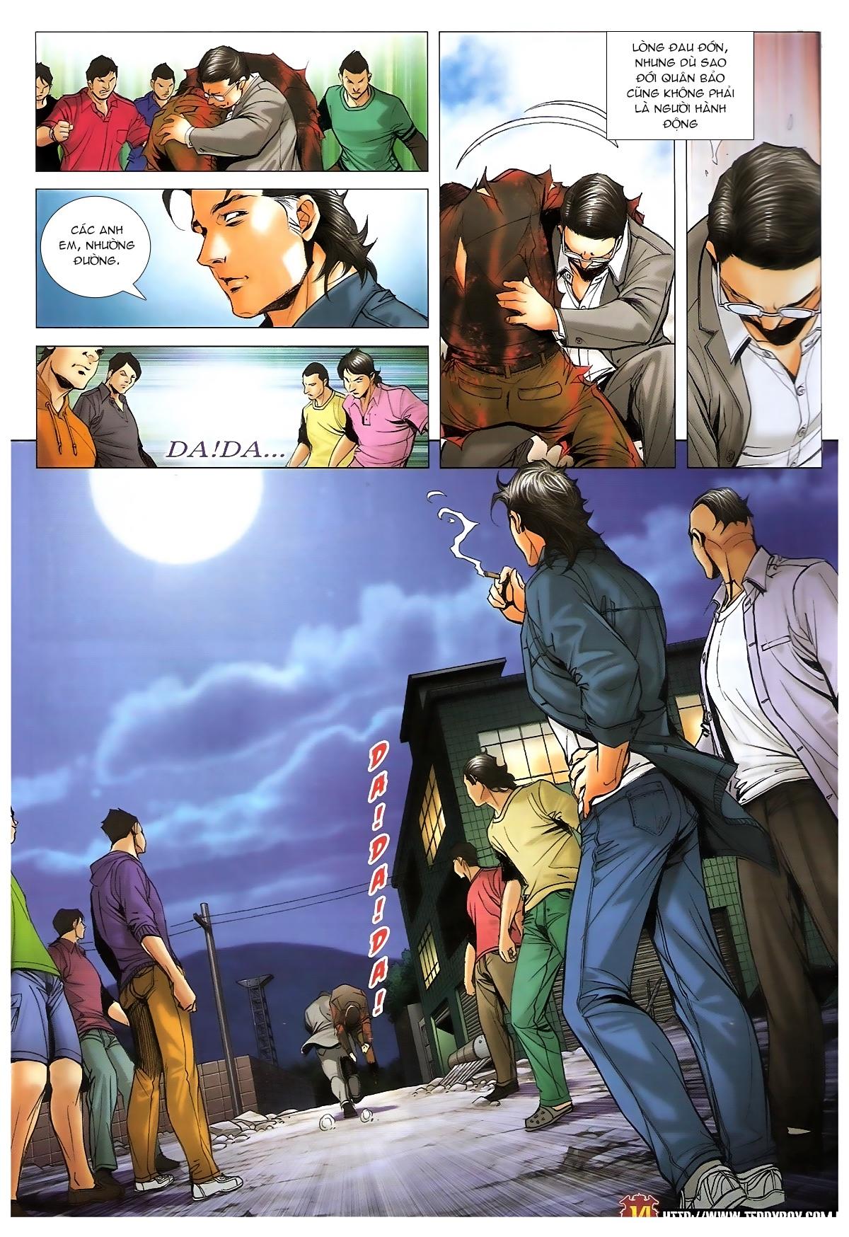 Người Trong Giang Hồ - Ngũ Hổ qui thiên - Chapter 1709: Hổ Khốn - Pic 13