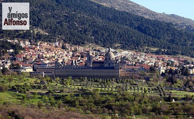 AlfonsoyAmigos - Monasterio de El Escorial