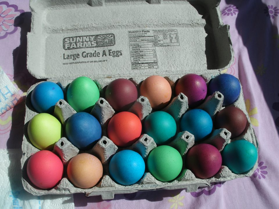 Pixie\'s Reviews: Soon Time to Decorate those eggs.