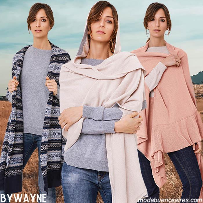 Del Cerro Patagonia nos acerca su propuesta de moda en tejidos otoño  invierno 2019 donde destacan tan delicadas como abrigadas piezas realizadas  en Algodón ... a48f316886a