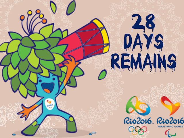 ... use all your wallpaper and countdown timer for all Rio Olympic 2016