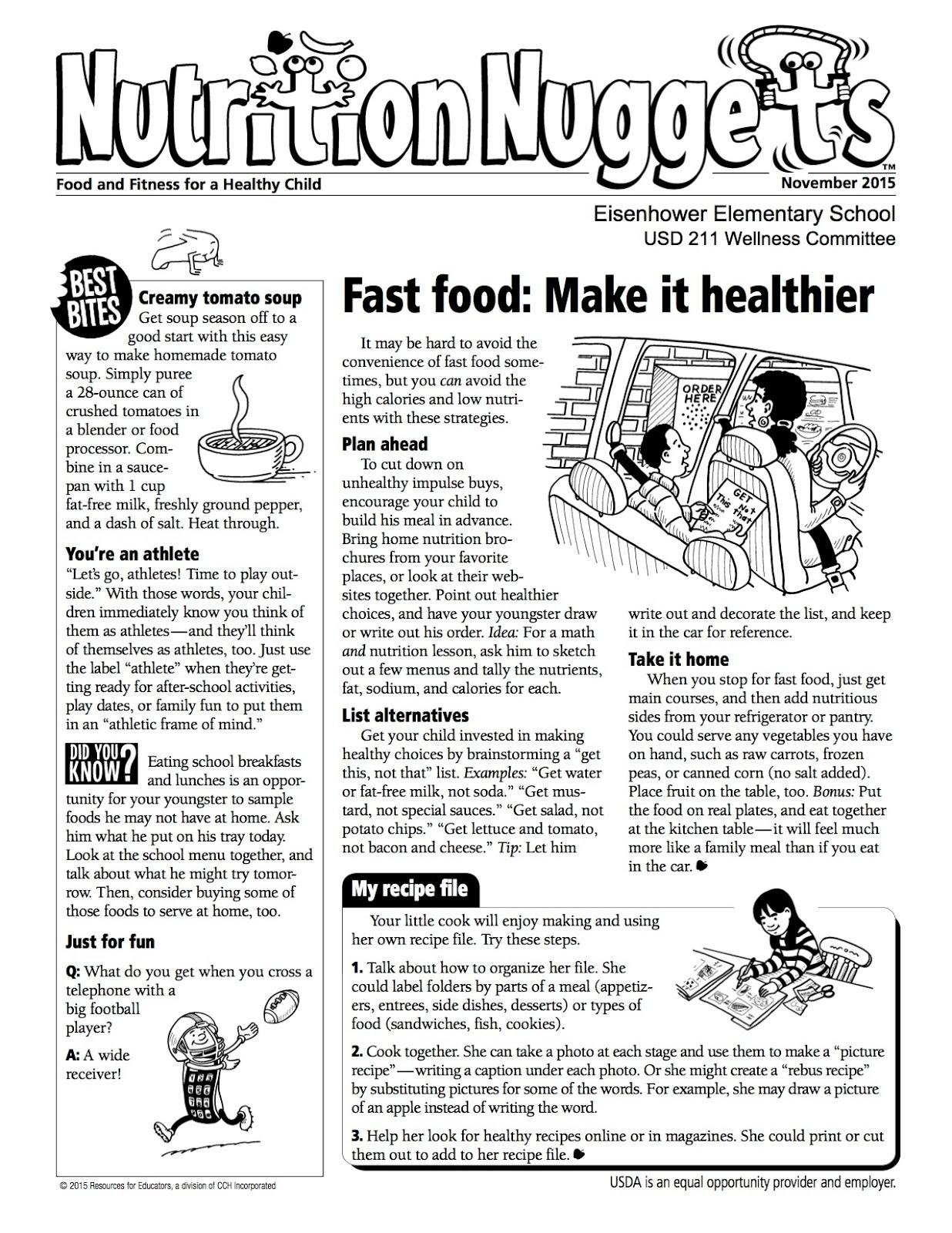 November Nutrition Nugget