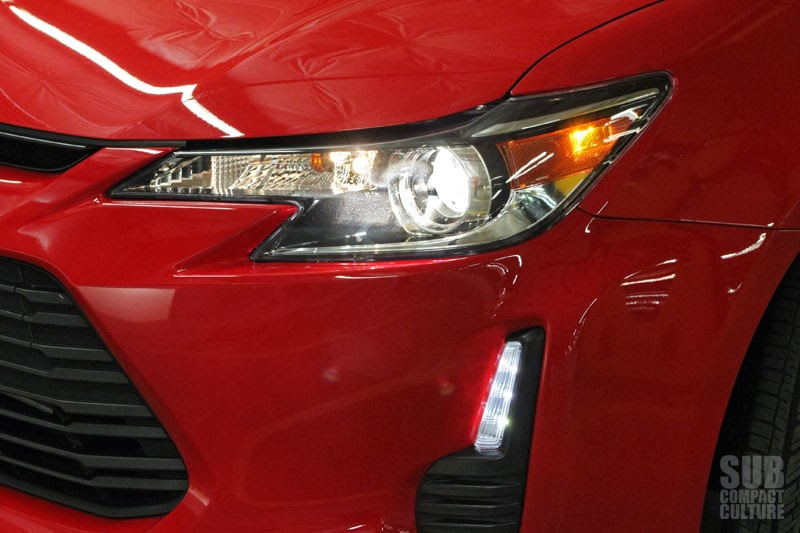 2014 Scion tC headlamp