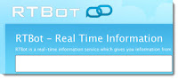 Download RTBot, real-time search and with filters