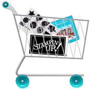 Shop my Stampin' Up Site 24/7!!
