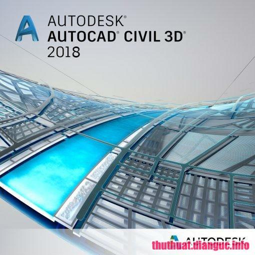 Download AutoCAD Civil 3D 2018 Full Cr@ck