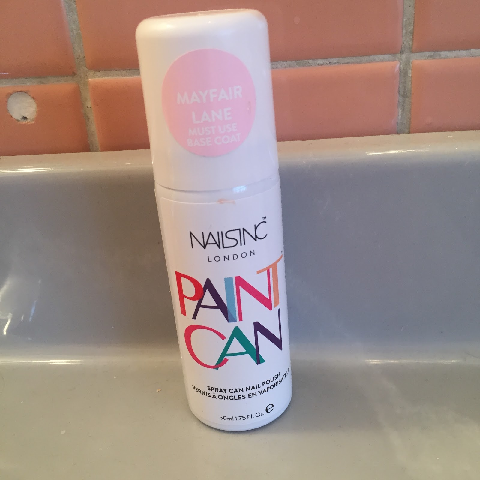 The Beauty of Life: On Wednesdays We Wear Pink: Nails Inc. Paint Can ...