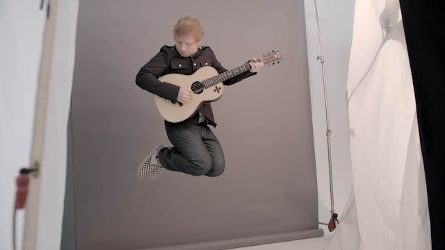 Behind the Scenes of Ed Sheeran's 'Rolling Stone' Cover Shoot