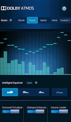 Dolby adalah suatu aplikasi untuk mengubah efek musik agar suara musik lebih jos, lebih kencang, dan lebih enak di dengar pastinya.   Biasanya di beberapa merk android sudah di bekali dolby digital plus, namun masih banyak juga merk merk android yang belum di bekali dolby, pada kesempatan kali ini yang akan saya bagikan adalah dolby atmos, dolby atmos dan dolby digital plus sebenarnya sama cuma namanya aja yang berbeda.   Untuk menikmati efek suara yang luar biasa dari dolby atmor pastikan android kalian sudah di versi 4.3 ke atas ya.    Untuk cara pemasangannya pun sebenarnya sangat mudah yang perlu kita lakukan hanyalah menginstal file zip nya melalui cwm atau twrp, nah bagi yang belum tau caranya silahkan simak langkah-langkahnya berikut ini.   Silahkan bisa unduh di sini Download dolby atmos   Cara Memasang DOLBY ATMOS Di Semua Android      1. Pastikan android 4.3+ sudah diroot dan sudah terinstal recovery cwm/twrp  2. Masuk menu recovery cwm/twrp  3. Instal Zip from sd card  4. Pilih file yang sudah di download tadi  5. Tunggu sampai proses  instal selesai  6. Terakhir reboot dan selamat menikmati dolby atmos   fitur dolby atmos   1. Intelligent equalizer  2. Surround virtualizer  3. Dialogue enhancer  4. Volume leveler  5. Dan lain-lain   Note : Sebelum menginstal dolby atmos di harapkan backup system terlebih dahulu untuk jaga-jaga bila terjadi sesuatu yang tidak di inginkan.   Cukup sekian dan semoga bermanfaat.