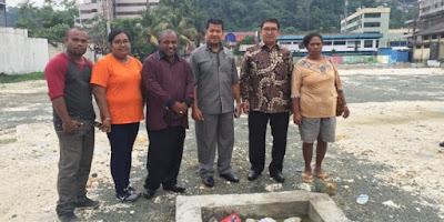 Wakil Ketua DPR RI Sindir Presiden Soal Pembangunan Pasar Mama Papua