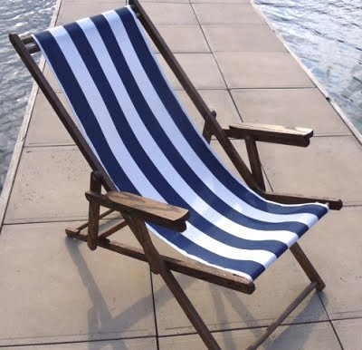 Wood Beach Sling Chairs for Deck and Patio Buy  DIY
