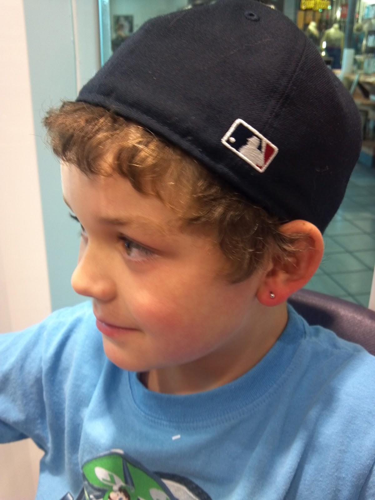 pierced ears boys pierced ears boys danny geeza s ear ...
