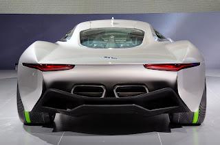 Jaguar x75 white color images