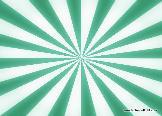 دروس فوتوشوب كيفية إنشاء تأثير Sunburst