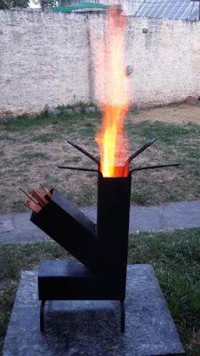 Como Hacer Una Estufa Rocket Trucosymanualidades Com