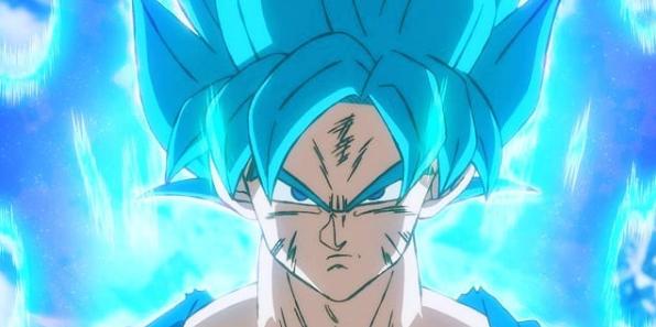Dragon Ball Super: Broly' Drops New Super Saiyan Blue Still