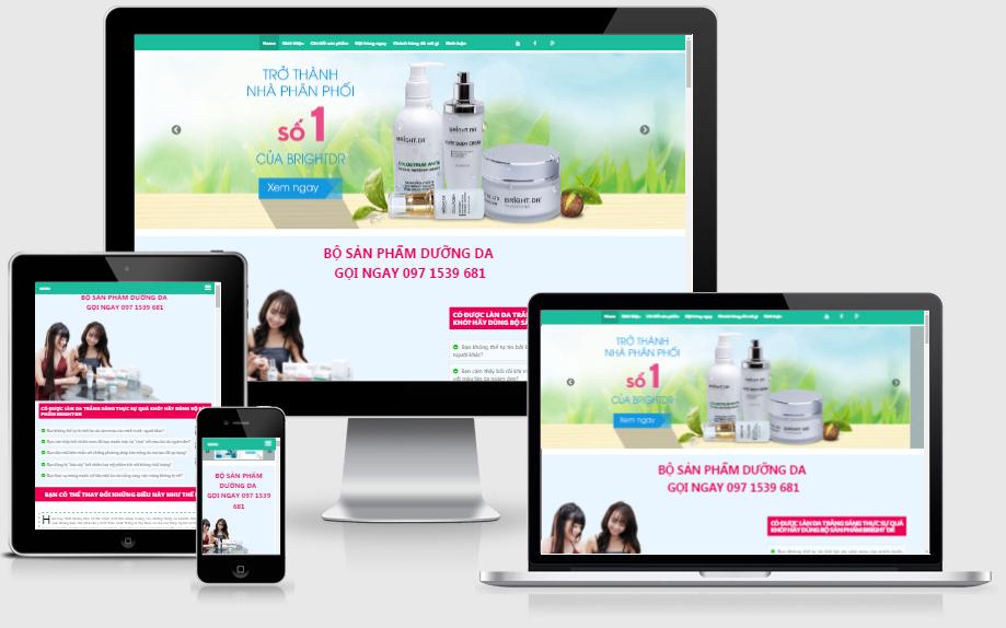 Kênh templates blogspot bán hàng chuẩn seo giá rẻ: Blogspot landing ...
