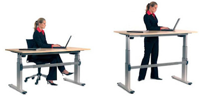 Sit To Stand Desks