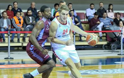 Tahincioğlu Basketbol Süper Ligi | Gaziantep Basketbol - Trabzonspor