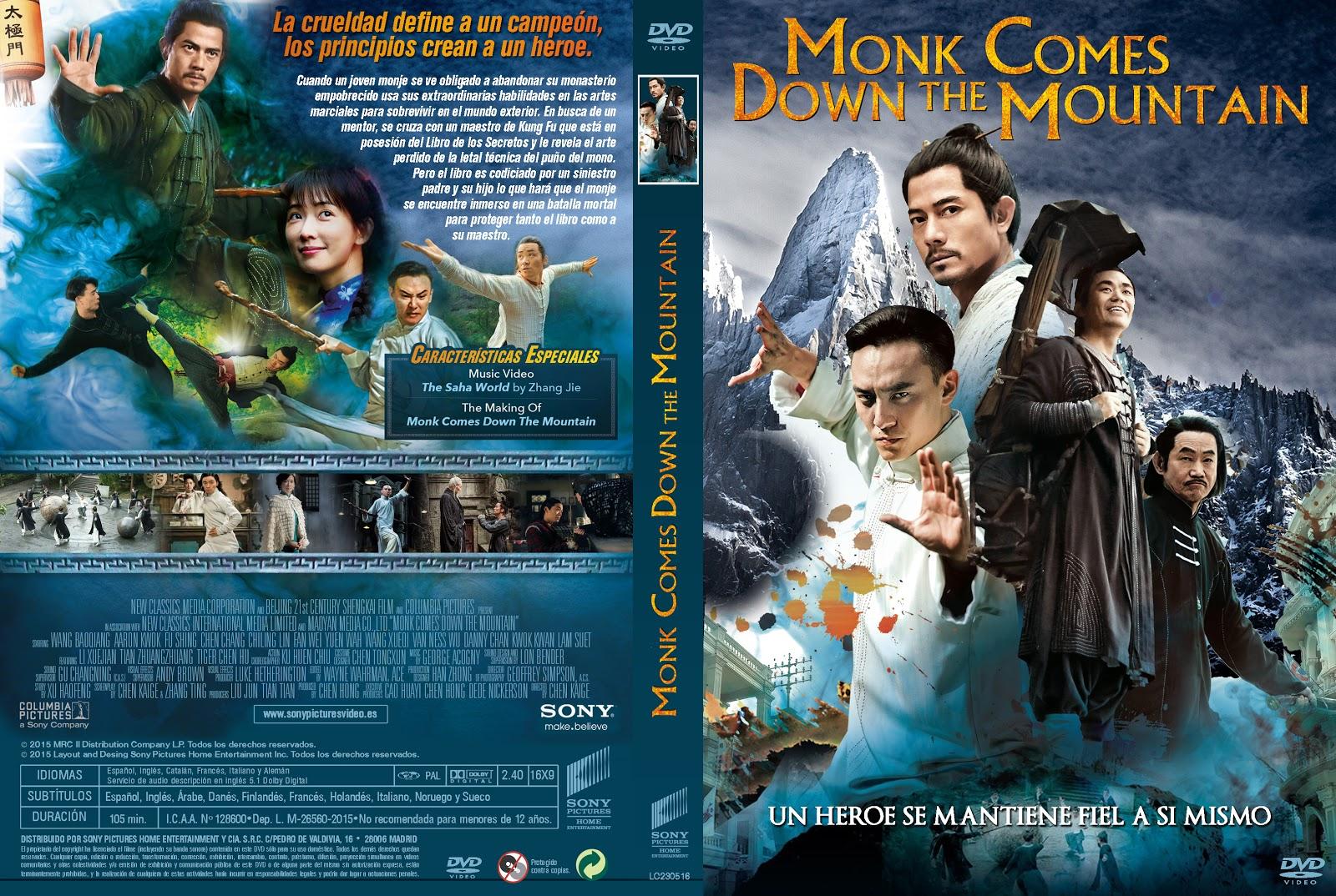 O Monge Desce A Montanha O Monge Desce A Montanha monk