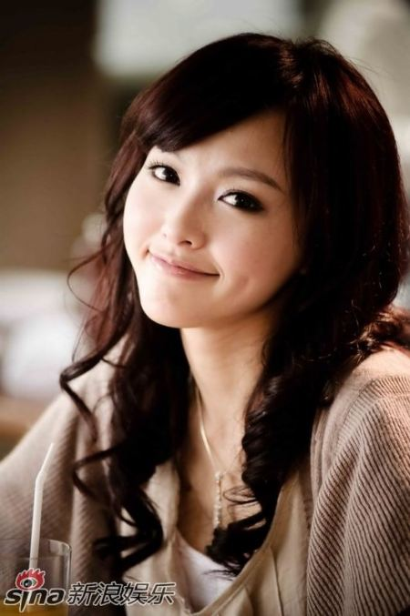 The most beautiful chinese girl in the world